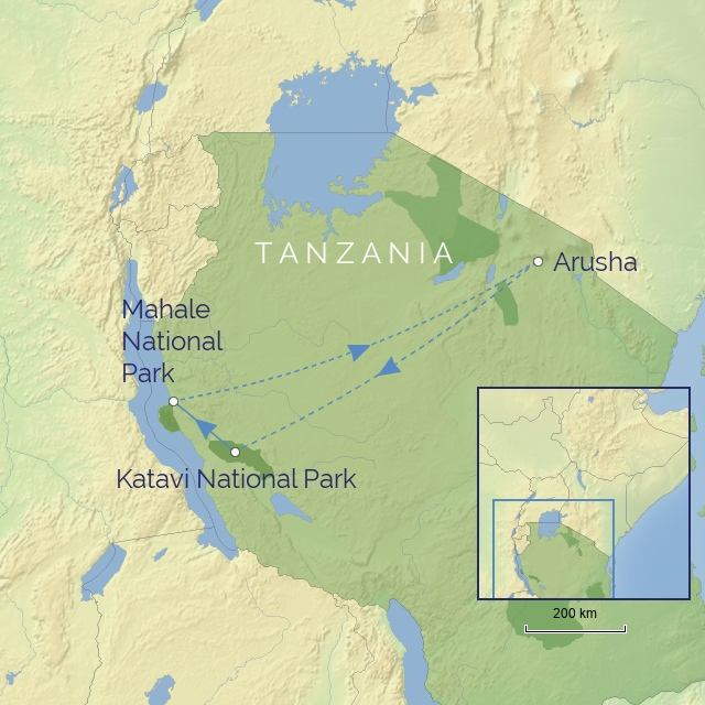 COUNTRY-AFRICA-TANZANIA-HIGHLIGHTS OF TANZANIA