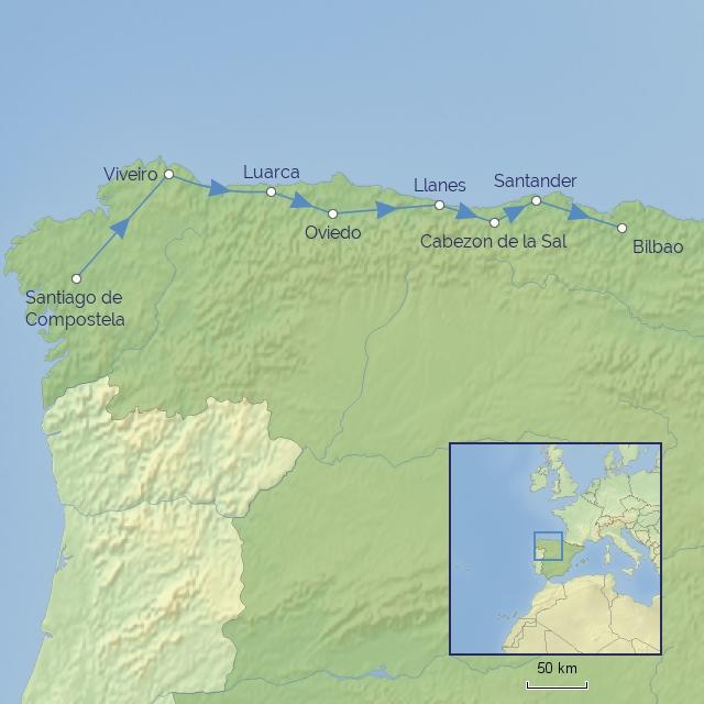 Tour-Spain-northern-spain-aboard-el-Transcantabrio-Gran-Lujo