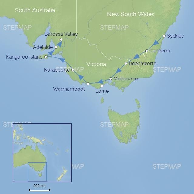 tour-australasia-pacific-australia-tastes-of-southern-australia