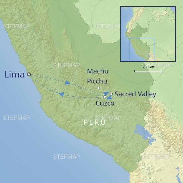 Tour - South America - Peru - peru inca trail adventure