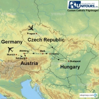 Central Europe with Germany Pilgrimage