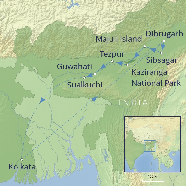 w-tour-indian-subcontinent-india-discover-assam