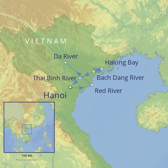 w-tour-far-east-vietnam-red-river-halong-bay-cruise