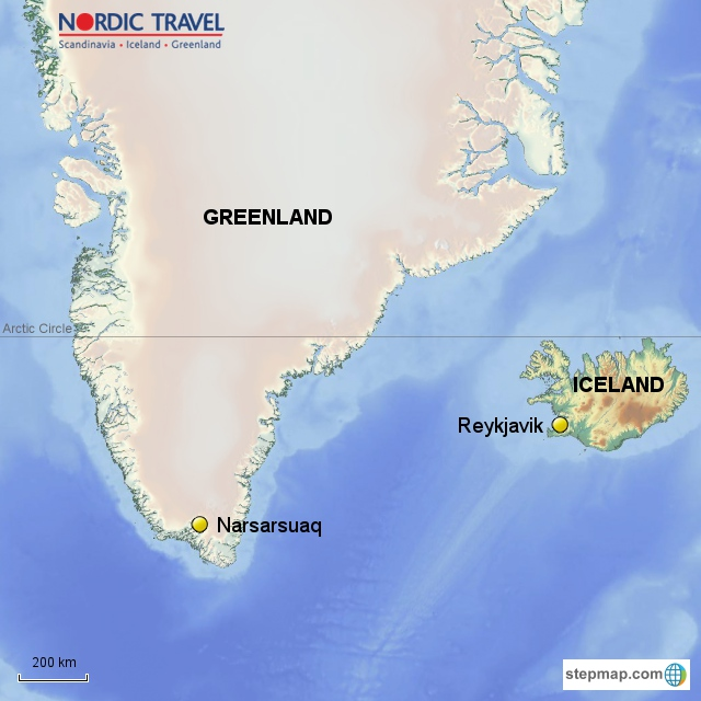 Greenland tourism tour south greenland explorer 8 days nordic narsarsuaq blank south greenland explorer magnified gumiabroncs Images