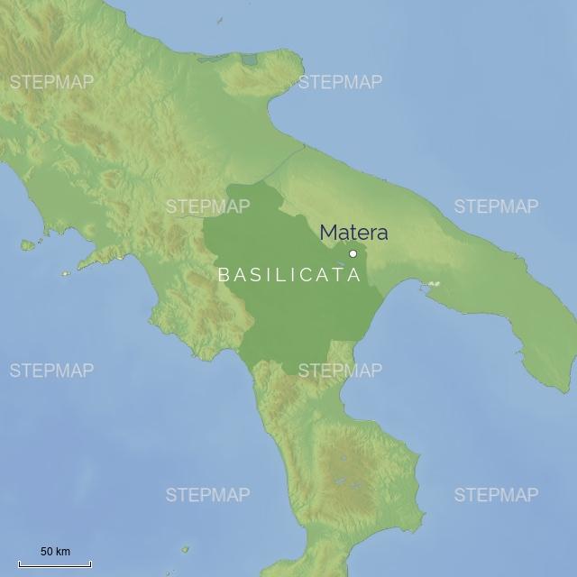 subregion EUROPE ITALY BASILICATA1