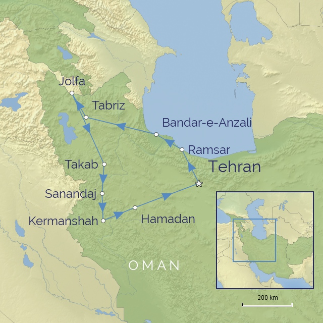 w-tour-middle east-iran-north-west-iran
