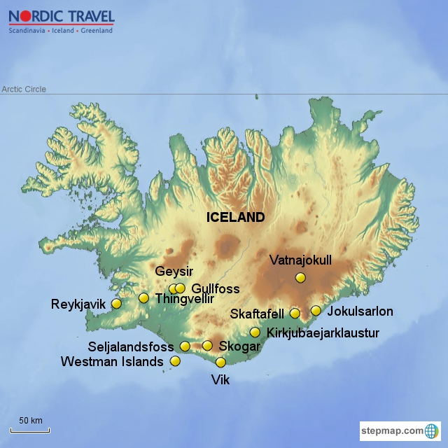 Iceland tour volcanoes glaciers 6 or 7 days nordic travel kingdom of volcanoes glaciers publicscrutiny Gallery