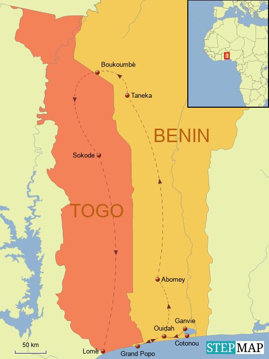 Benin & Togo