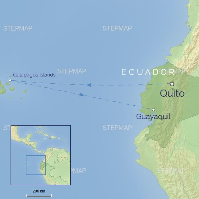 w- country - south america - ecuador - ecuador galapagos experience