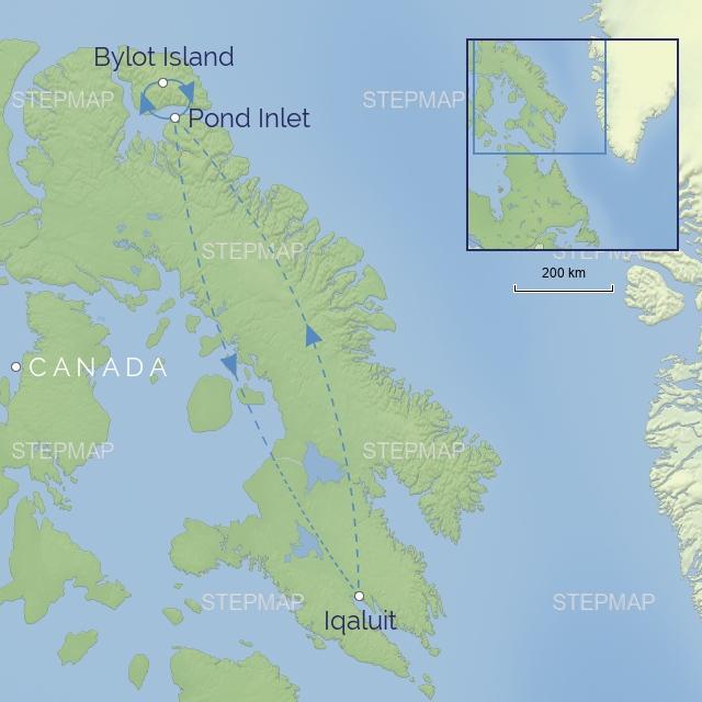 w-tour-Canada-Narwhal & Polar Bear Safari