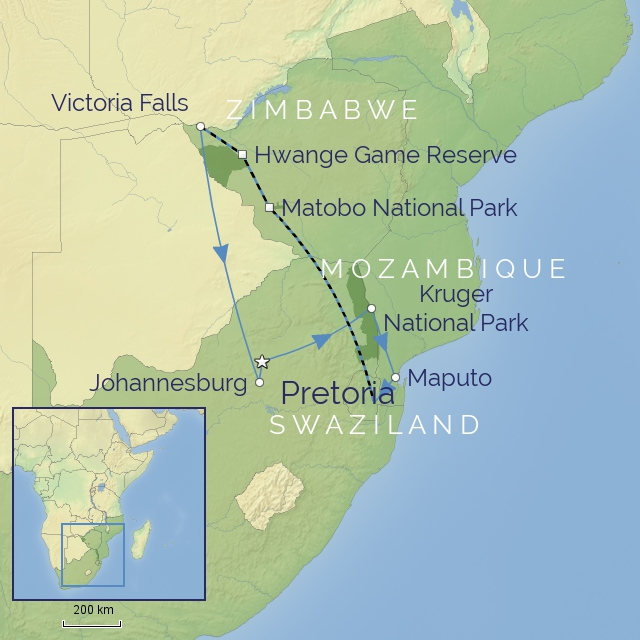 w-tour-africa-south-africa,mozambique,zimbabwe-Shongololo Express: Southern Cross Adventure