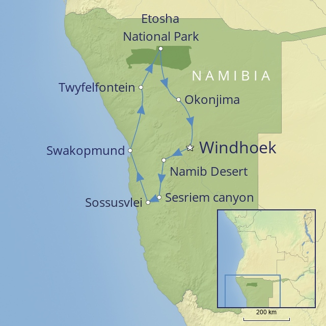w-tour-africa-namibia-namibia: untouched wilderness
