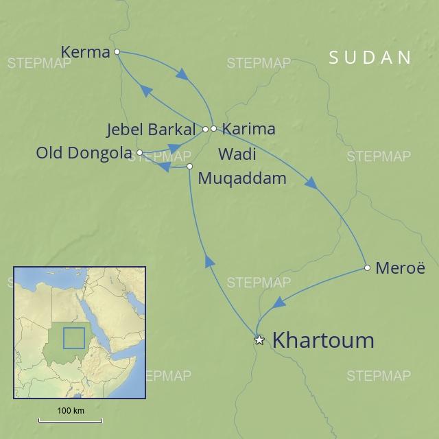 w-tour-africa-sudan-treasure of ancient nubia