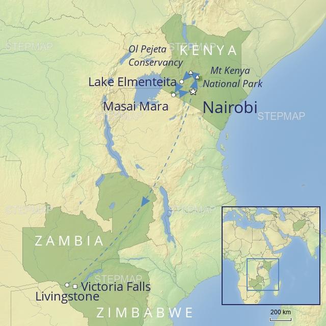 w-tour-africa-kenya & zimbabwe-Kenya & Victoria Falls