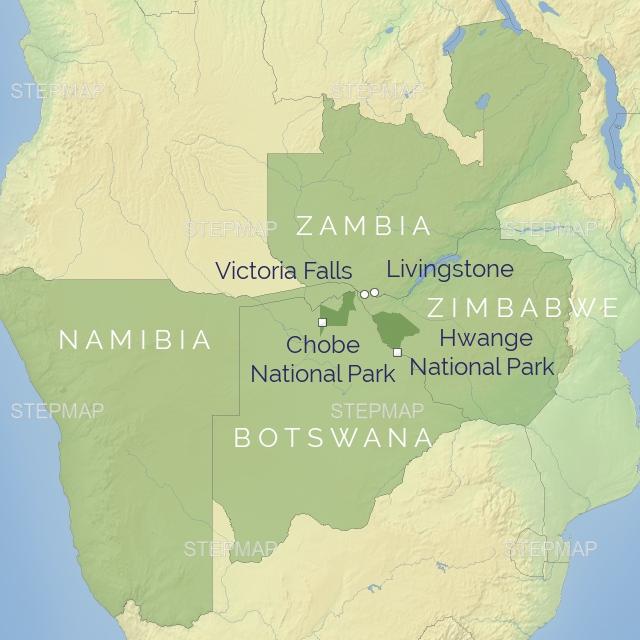 w-tour-africa-namibia, botswana, zimbabwe & zambia-Safari through  Southern Africa