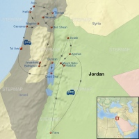 Christian Pilgrimage To Israel And Jordan