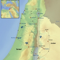 Classical Israel Tour