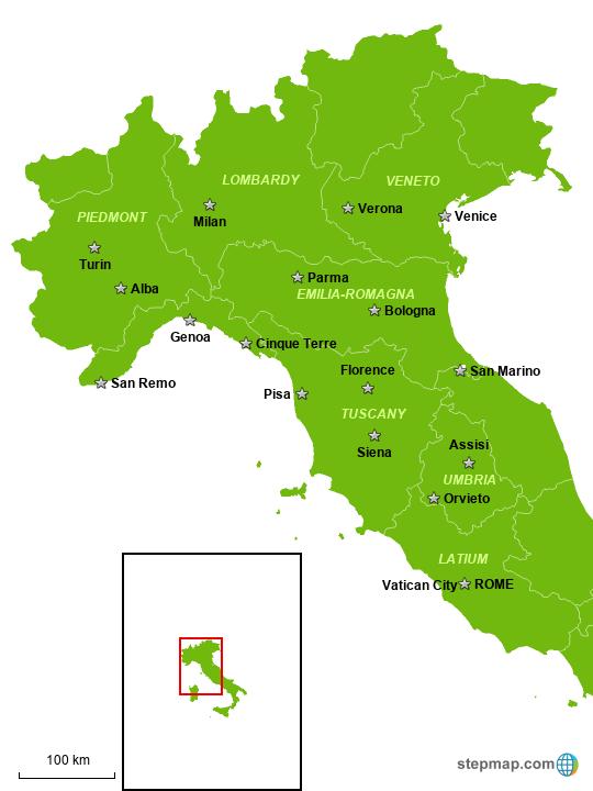 Italy for Italiafantastica