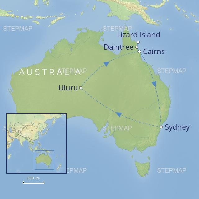 Kings Island Australia Weather