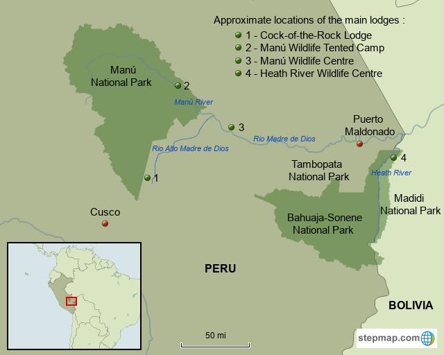 Manu, Peru