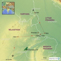Golden Triangle to Jaipur