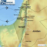 Gamolo Holy Land & Jordan Pilgrimage 10 days