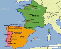 france,spain portugal-