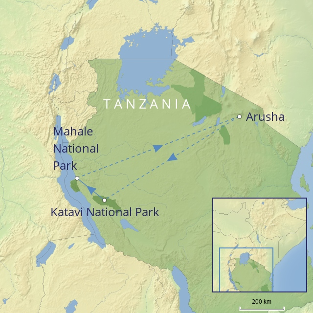 COUNTRY-AFRICA-TANZANIA-WESTERN TANZANIA