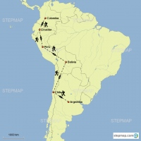 South America trail