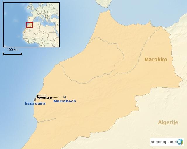 Marokko RR Merhaba Marokko