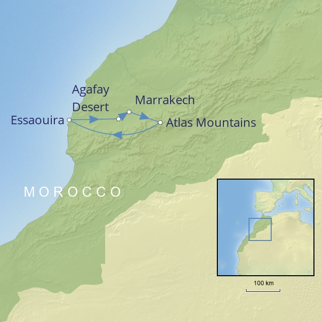 W 2019 Middle East Morocco Morocco family adventure