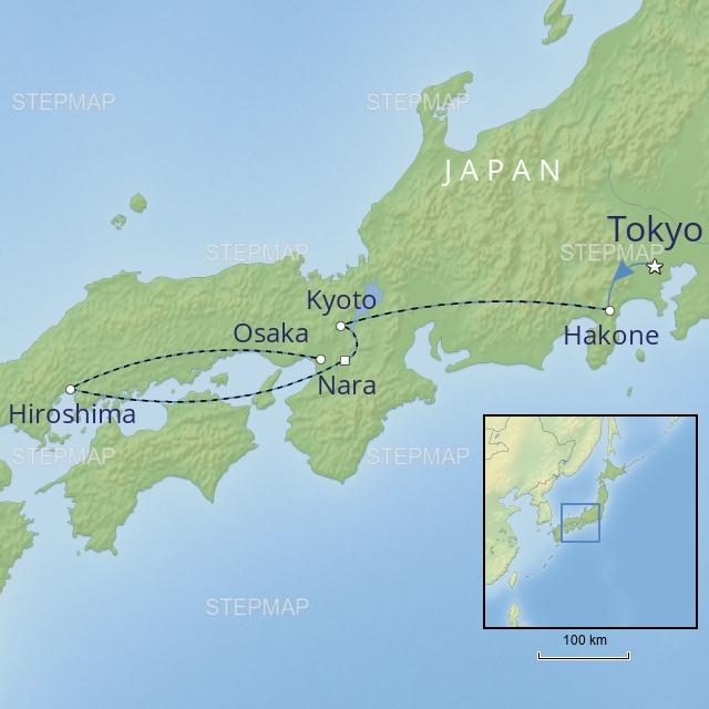 W 2019 FAR EAST JAPAN JAPAN IN STYLE