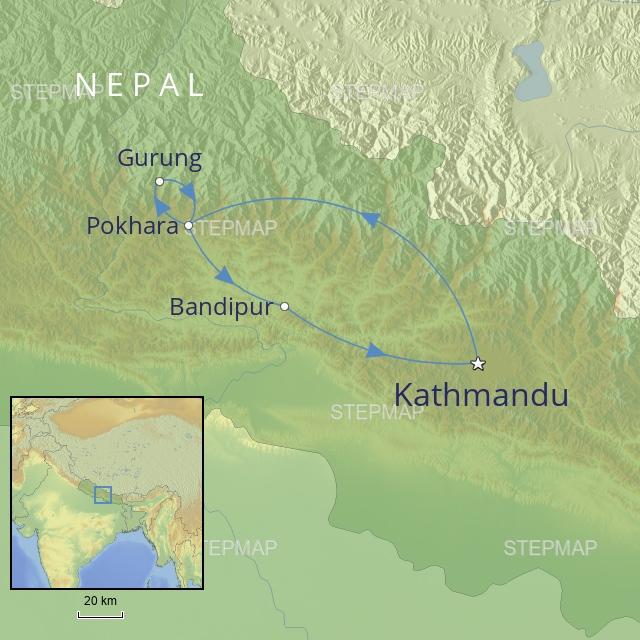W 2019 INDIA NEPAL MAJESTIC NEPAL
