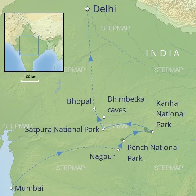 w 2019 india an Indian wildlife odyssey