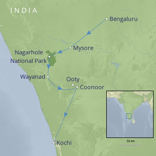 W 2019 india passage through kerala