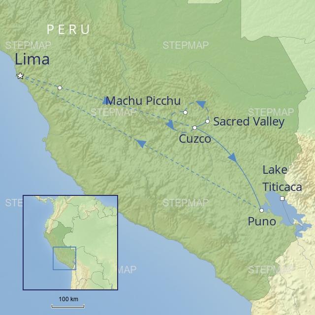 W- South America - Peru - Classic Peru
