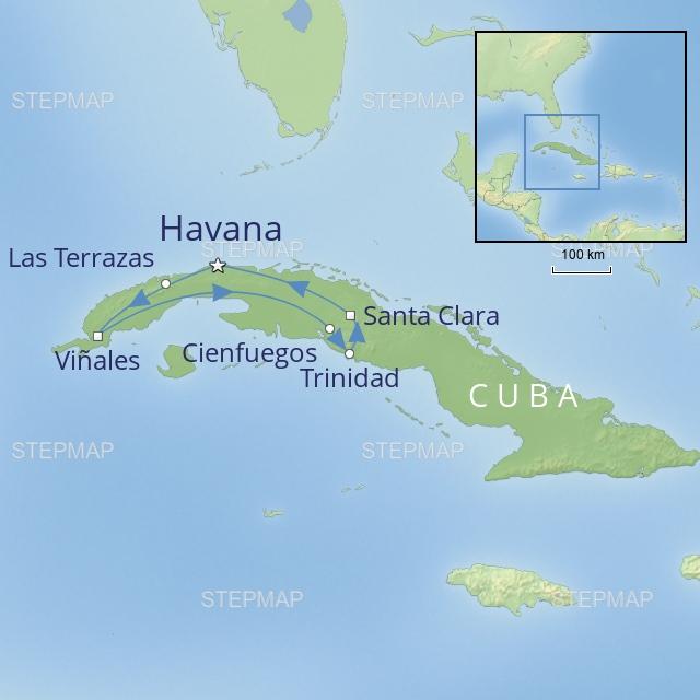 W 2019 LATIN AMERICA CUBA SPLENDOURS OF CUBA