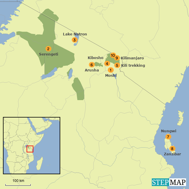 Tanzania - MOP