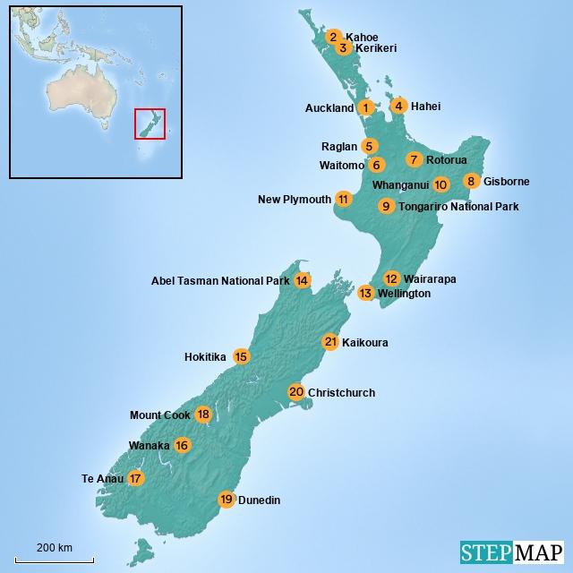 New Zealand BBOP